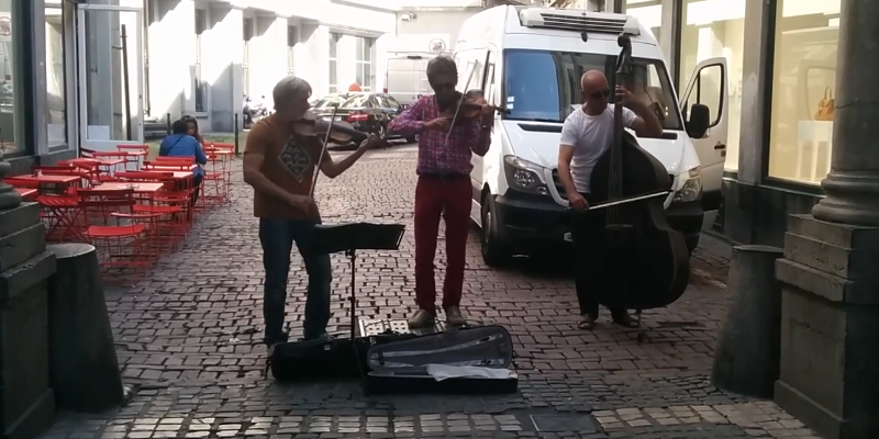 Trio de cuerdas