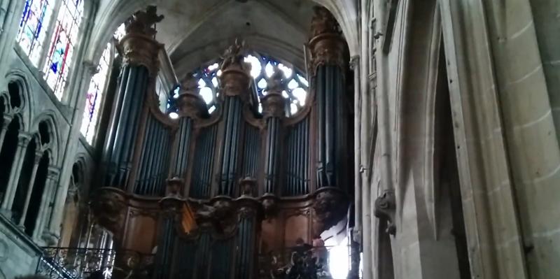 Organo en París