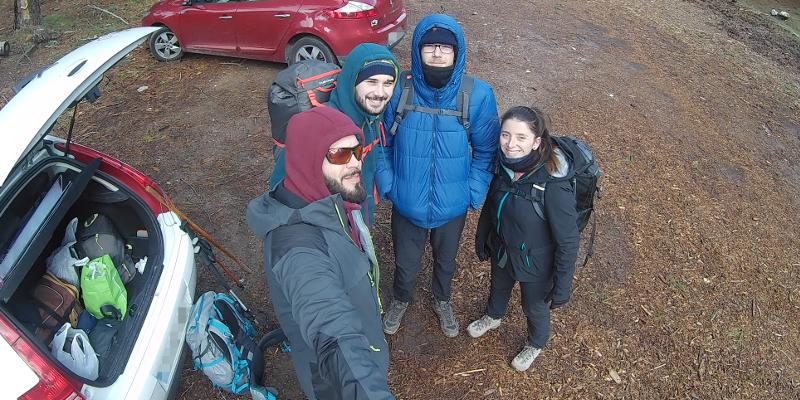 El equipo de aventuras