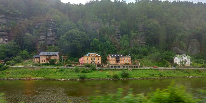 El rio Elba