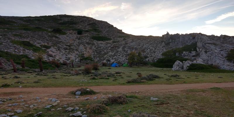 Campamento de día