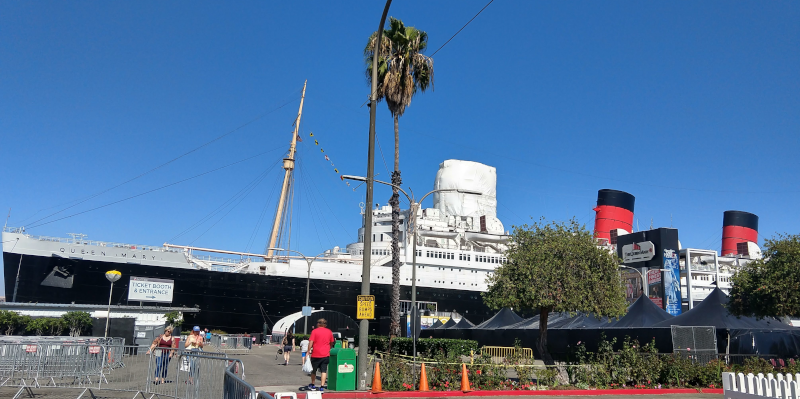 el Queen Mary