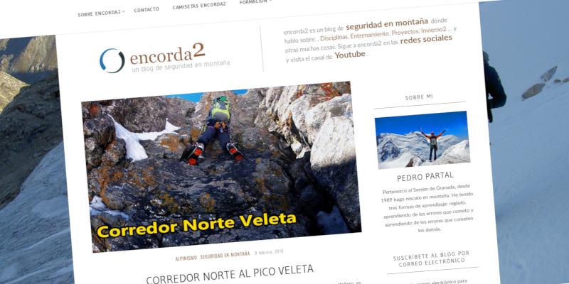 Imagen de la web encorda2.com