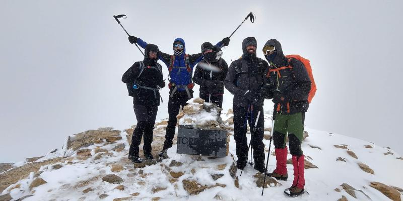 Cima del Pico Torrecilla