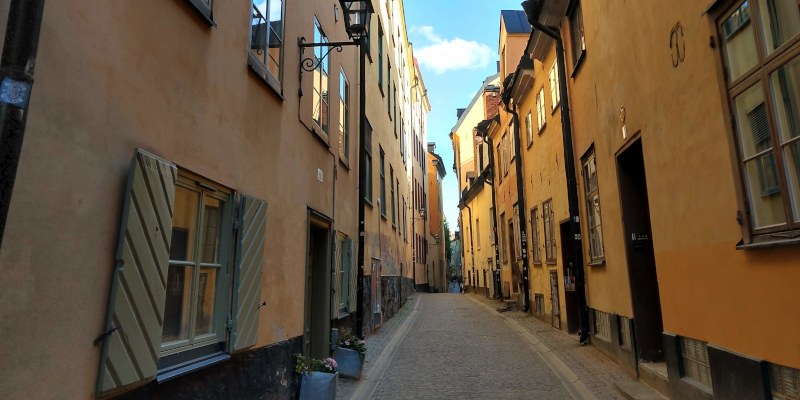 Calle de Estocolmo