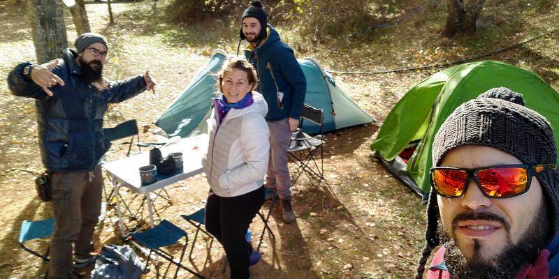 Camping Batan de las Monjas