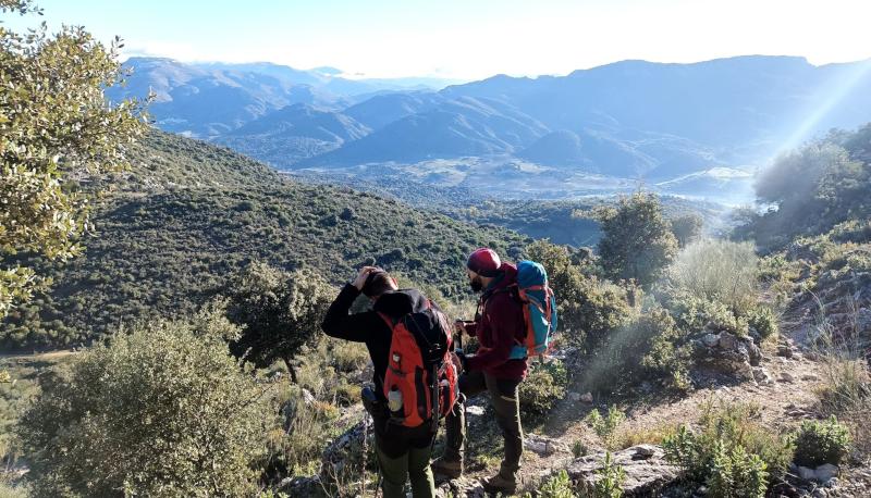 Valle del Guadiaro