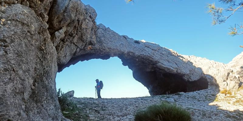 Cueva de las Dos Puertas