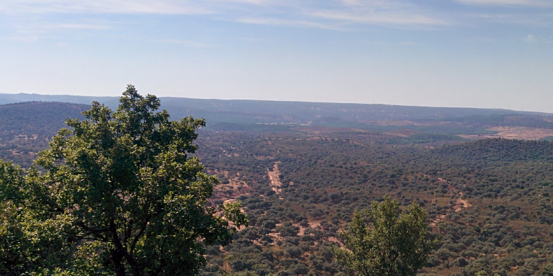Parque Forestal de Almadén de la Plata