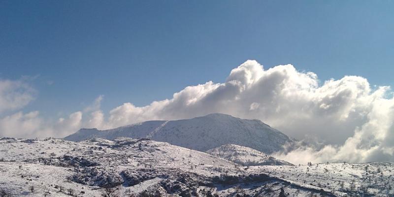 Pico Torrecilla nevado