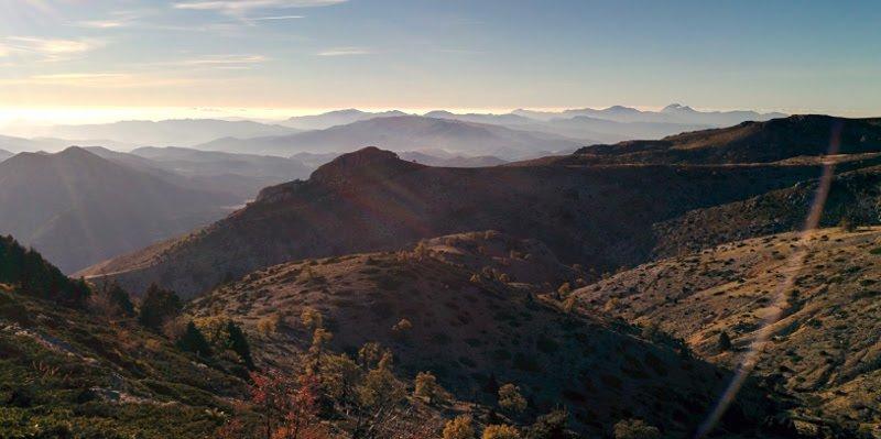 Imagen de la Sierra de las Nieves